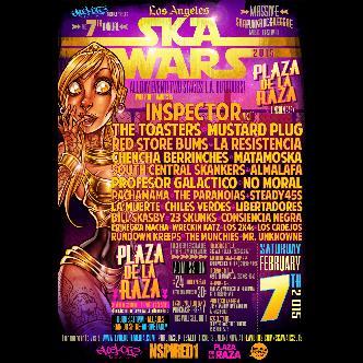 Los Angeles Skawars 2015 Fest: Main Image