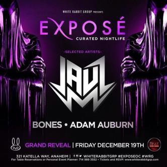 Expose ft. Jauz & Adam Auburn: Main Image