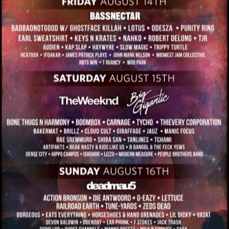 Summer Set Music Festival 2015