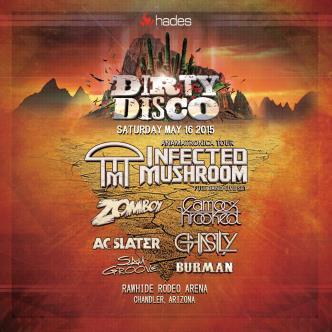 Dirty Disco 2015: Main Image