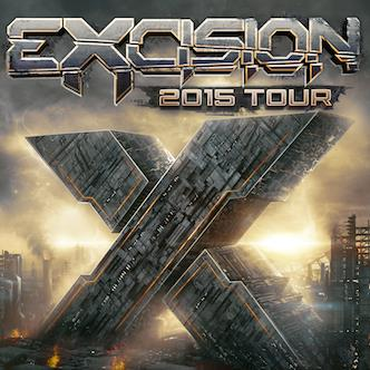 Excision kelowna tickets 012315 excision kelowna main image malvernweather Image collections