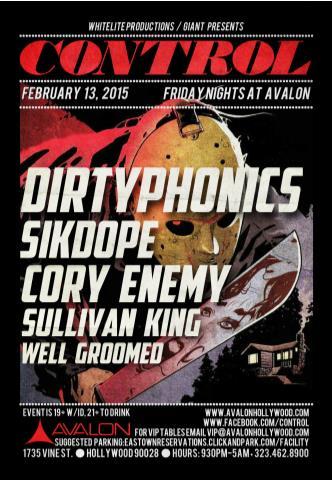 Dirtyphonics, Sikdope: Main Image