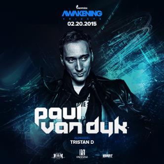 Awakening ft. Paul Van Dyk: Main Image