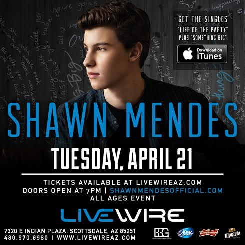 Shawn mendes tickets 042115 shawn mendes main image m4hsunfo