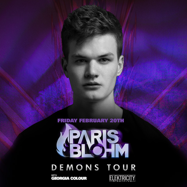 Paris Blohm Tickets 02 20 15