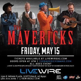 The Mavericks: Main Image