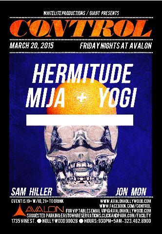 Hermitude, Mija, Yogi: Main Image