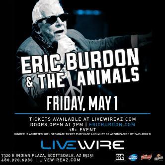 Eric Burdon & The Animals: Main Image