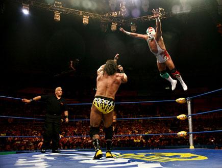 lucha libre mexicana entretaiment Tickets 02/22/15