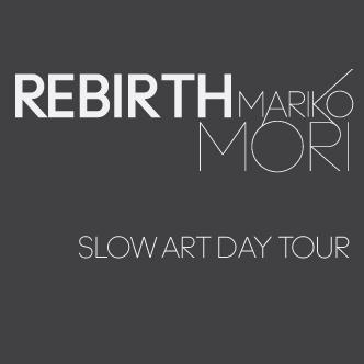 Slow Art Day - Mariko Mori: Rebirth tour: Main Image