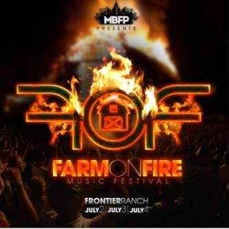 FARM ON FIRE MUSIC AND ARTS FESTIVAL: Main Image