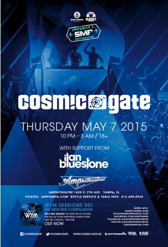 Cosmic Gate: Main Image