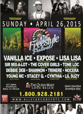 FREESTYLE FESTIVAL  -SUNDAY -2nd Show: Main Image