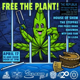 Free the Plant:
