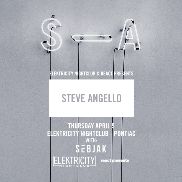 Steve Angello Tickets 04 09 15