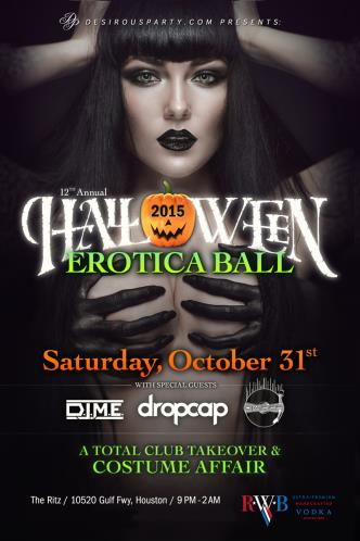 Halloween Erotica Ball