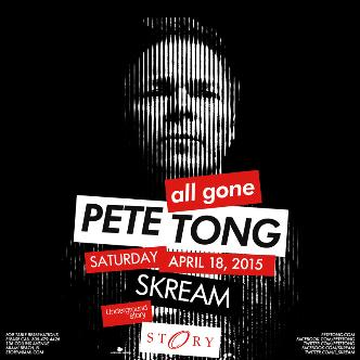 Pete Tong & Skream STORY: Main Image