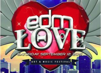 EDM LOVE-vs-CALI DREAMING FEST: Main Image