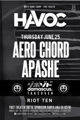 Damascus Takeover ft. Aero Chord: Main Image