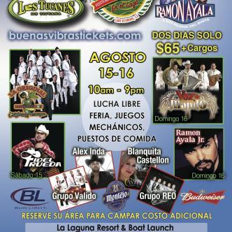Buenas Vibras Festival Musica De Banda En El Lago 2015-img