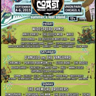 North Coast Music Fest 2015
