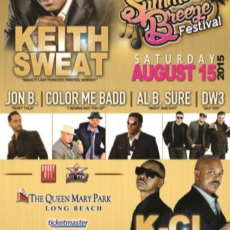 Summer Breeze festival- Keith Sweat-img