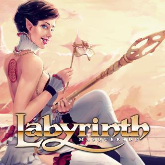 Labyrinth Masquerade 2015: Main Image