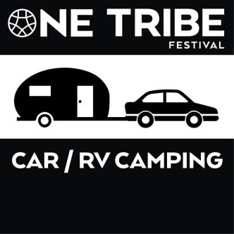 ONE TRIBE Festival Car / RV Camping: Main Image