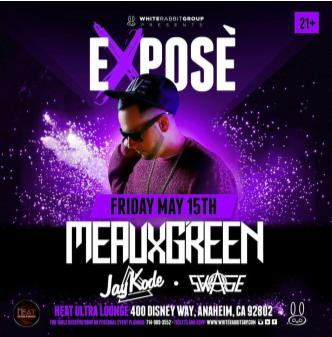 Exposé OC ft. Meaux Green & Jay Kode: Main Image