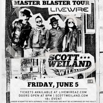 Scott Weiland & the Wildabouts: Main Image