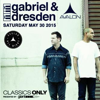 Gabriel & Dresden: Main Image