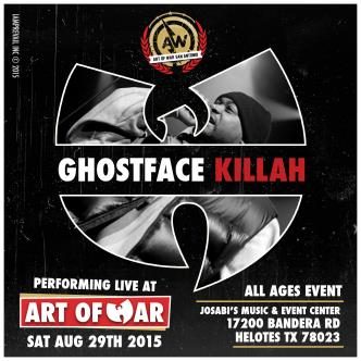 ART OF WAR - Ghostface Killah: Main Image