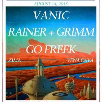 Vanic, Rainer + Grimm, Go Freek-img