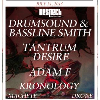 Drumsound & Bassline Smith, Tantrum Desire, Adam F, Krono...-img