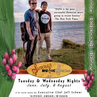 HAPA - Summer Music Series - July 1, 2015-img