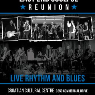 EAST END SOULFUL REUNION WITH THE R&B ALLSTARS