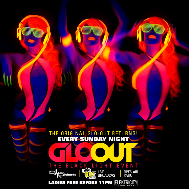 Glo Out Tickets 06 07 15