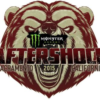 MONSTER ENERGY AFTERSHOCK 2015