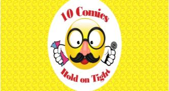 10 Comics Laugh-A-Thon: Main Image