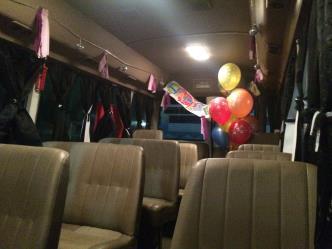 Adore Comedy Bus: Main Image