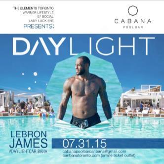 Daylight @ Cabana