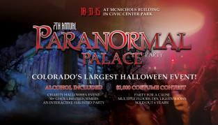 Paranormal Palace Denver Halloween Party 2015 - 7th Annual
