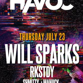 Havoc OC ft. Will Sparks (18+)-img