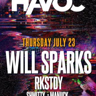 Havoc OC ft. Will Sparks (18+)-img