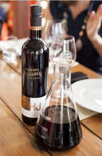 Meet Winemaker Corrina Wright of Oliver's Taranga Vineyards: Main Image