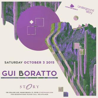 Gui Boratto #UndergroundStory-img