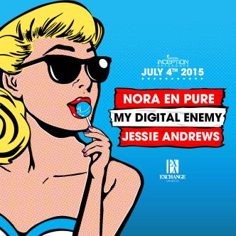 Inception ft. Nora En Pure, My Digital Enemy, Jessie Andrews-img