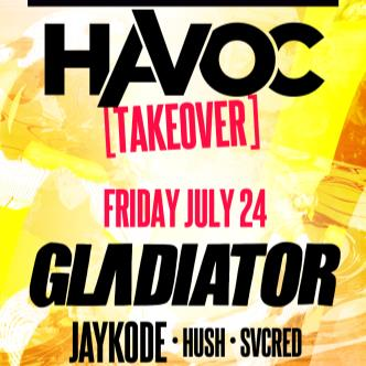 Havoc [Special Event] ft. Gladiator-img