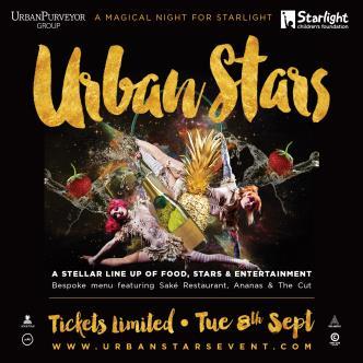 URBAN STARS - A Magical Night for Starlight: Main Image