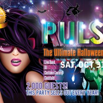 Pulse The Ultimate Halloween Bash!